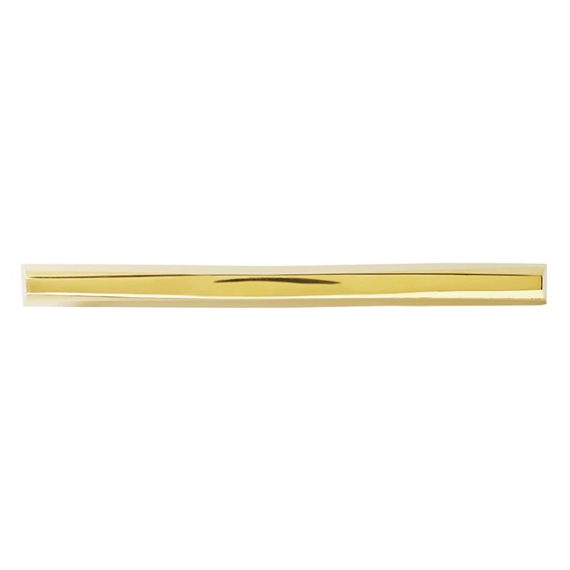 Harper Extra Large Pull by Matthew Studios in Polished Brass